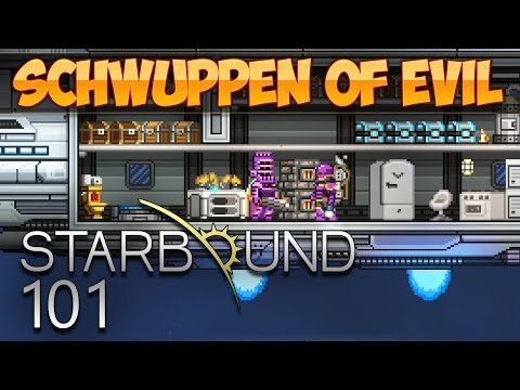 STARBOUND [HD+] #101, S02E43 - Rosa Crackhuren brauchen Stoff! ★ Let's Play Starbound