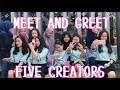 #JEVLOG : MEET AND GREET FIVE CREATOR DI CIREBON !!!