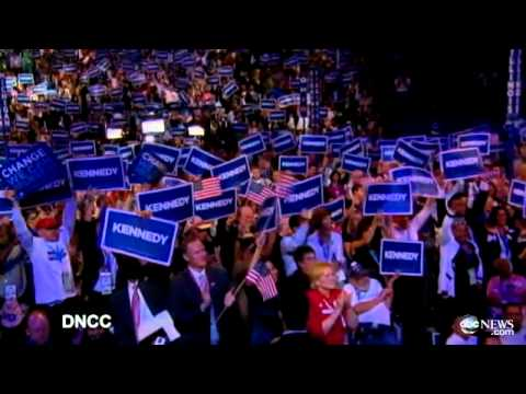 Ted Kennedy DNC Tribute Video: Democratic National Convention 2012 Honors Late Senator