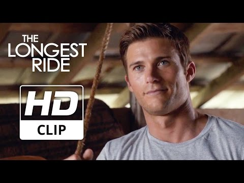 The Longest Ride | 'Bull Riding Lesson' | Official HD Clip 2015