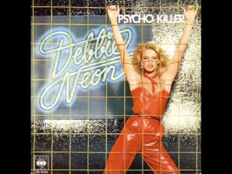 Debbie Neon - Psycho Killer (Talking Heads Cover)