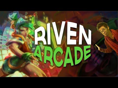 RIVEN ARCADE ?!?! - Greed c'est feed, mais greed c'est fun.