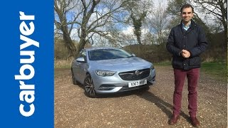 Vauxhall Insignia Grand Sport review (Opel Insignia) - James Batchelor - Carbuyer