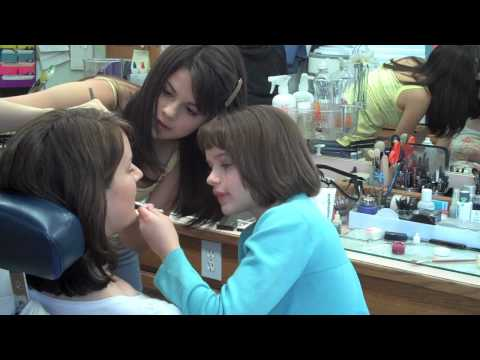 Selena Gomez & Joey King - Makeup Mania Video