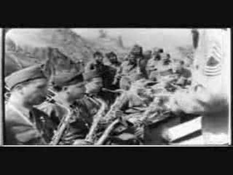 1944 WWII Fifth Army Mobile Radio Newsreel