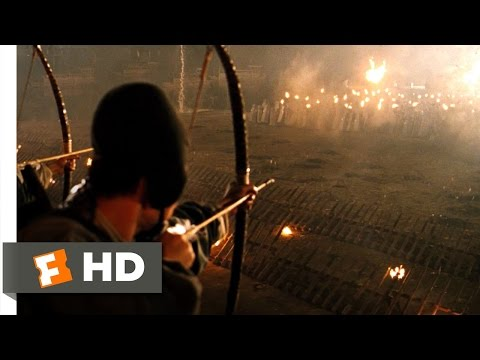 Red Cliff, Part 2 (4/7) Movie CLIP - Attacking the Gates (2009) HD