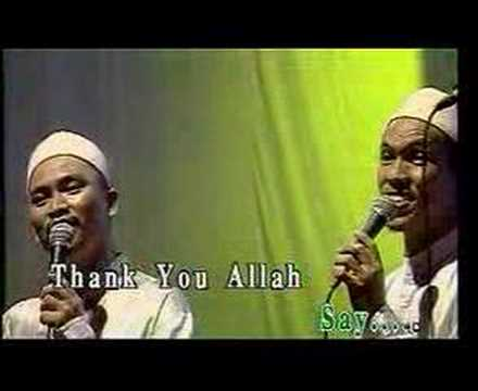 Thank You Allah - Raihan video