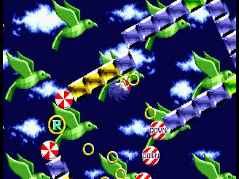 Sonic the Hedgehog - Sonic the Hedgehog - Green Hill Zone Act 1 + 1st Emerald - Vizzed.com Play - User video