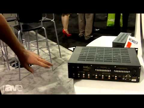 CEDIA 2013: Leaf Audio Shows the 4470 70V PA Amplifier