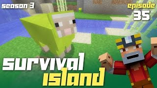 Minecraft Xbox One: Survival Island - Season 3! (Ep.35 - Searching for Jeb!)