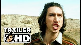 THE MAN WHO KILLED DON QUIXOTE Official International Trailer (2018) Terry Gilliam Sci-Fi Movie HD
