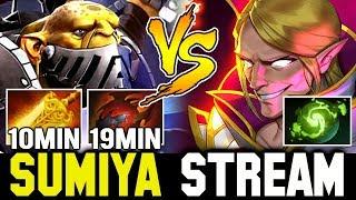 How SUMIYA Invoker deal with 10min Radiance Raid Boss | Sumiya Stream Moment #686
