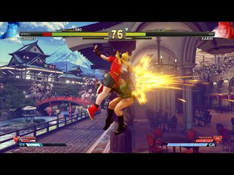 Street Fighter V Arcade Edition fx4300 gtx 750ti