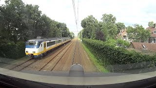 CABVIEW HOLLAND Utrecht - Deventer ICM 2017