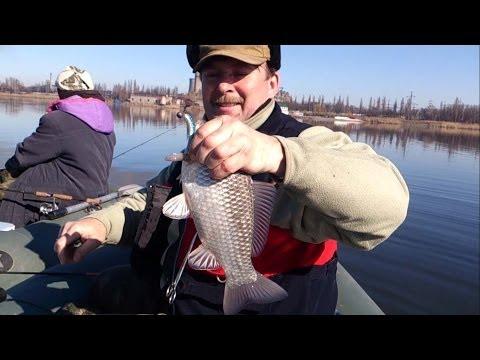 рыбалка на суре весной сетями