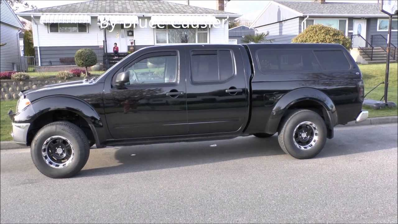 Trimming Video To Get 33 Inch Tires On A Nissan Frontier ...