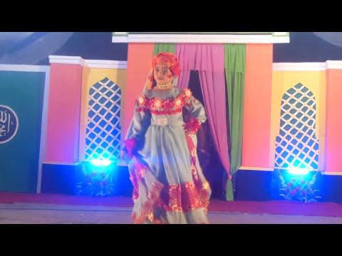 juara 1 fashion busana muslim tahun 2016
