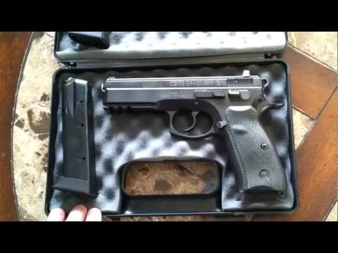 CZ 75 SP-01 Review