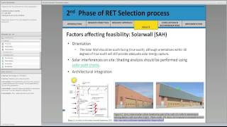 Evaluation of Renewable Energy Alternatives for Highway Maintenance Facilities