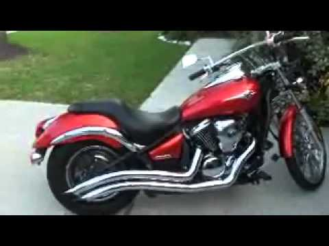 Kawasaki Vulcan 900 Custom - 4218 Cobra Speedster Swept Exhaust #2