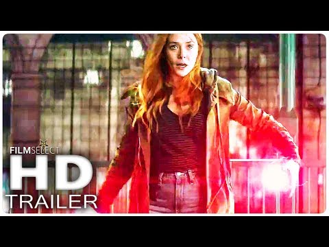 """AVENGERS INFINITY WAR """"Scarlet Witch New Powers"""" Trailer (2018)"""