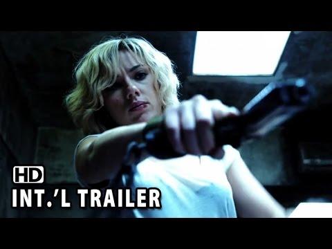 Lucy International Trailer (2014) - Scarlett Johansson Movie HD