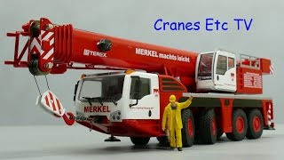 download lagu Conrad Terex Ac 100/4l Mobile Crane 'merkel' By Cranes gratis