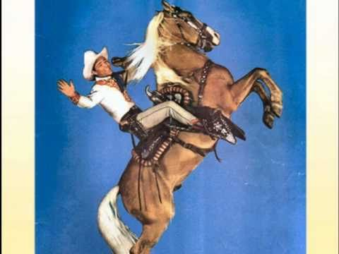 Roy Rogers and Emmylou Harris -