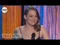 Emma Stone: Acceptance Speech | 23rd Annual SAG Awards | TNT
