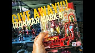 GIVE AWAY FIGURE IRONMAN MARK 6!!!!!! SYARATNYA ADA DI VIDEO YAH...