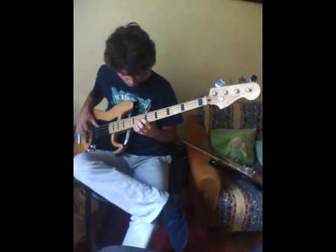 Bass original solo : Neverending story Video