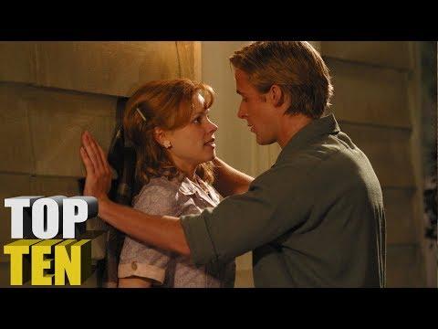 10 Best NICOLAS SPARKS Movies - TOP TEN