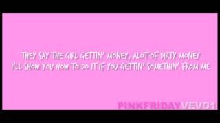 Watch Nicki Minaj Wuchoo Know chin Checka video