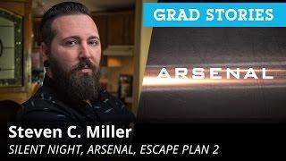 Steven C. Miller - 'Silent Night,' 'Arsenal,' 'Escape Plan 2'