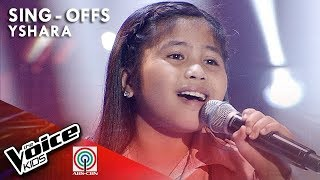 Yshara Cepeda - Sundo | Sing-Offs | The Voice Kids Philippines Season 4