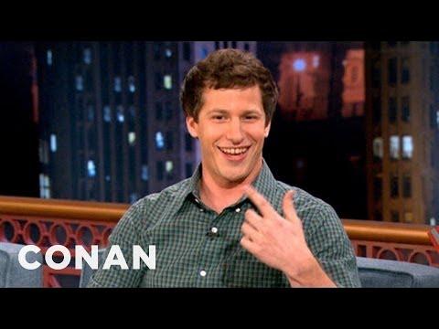 "Andy Samberg on Rahm Emanuel & ""That's My Boy"" - CONAN on TBS"