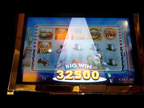 Super Monopoly Money!  Huge win!  Reel Slot Story 9!