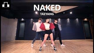 TAEYANG-NAKED  dsomeb Choreography &amp Dance