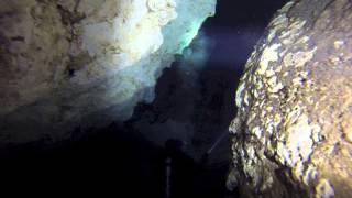 Cave Diving Dominican 2014 part 2