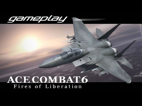 Gameplay - Ace Combat 6: Fires of Liberation