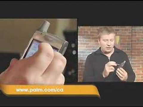 Video: GetConnected - Tech Look - Palm Treo 700WX