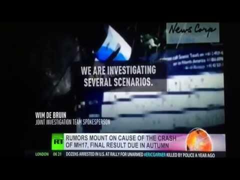 To Demonize Russia  CNN Continues Lies About MH-17 Flight Crash
