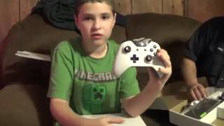 Awesome Christmas Presents Unboxing Xbox One Console & Games  Part 2