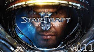 Starcraft II: Wings of Liberty #011 - Immer noch Zugüberfälle