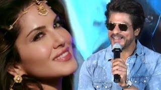 Shahrukh Khan On Sunny Leone Item Song In Raees