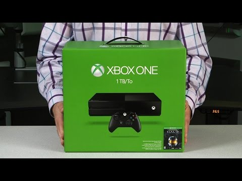 Xbox One 1TB Console with New Xbox One Wireless Controller