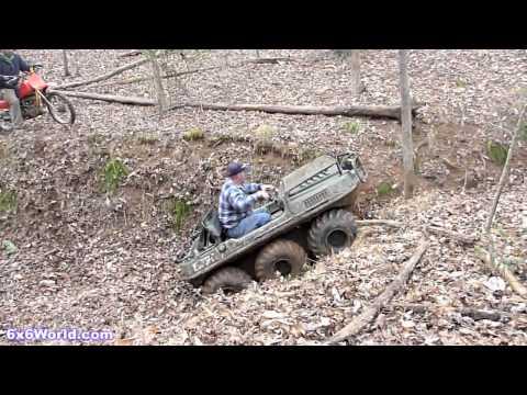 Max. Hustler. and Argo ATVs