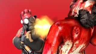 Team Fortress 2 VS Zombies Part 4 (Season 1)