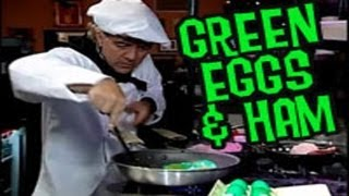 Green Eggs and Ham Song - Children's Songs by The Learning Station