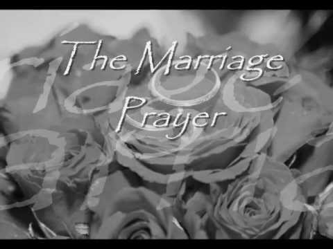 The Marriage Prayer Wid Lyrics By John Waller YouTube
